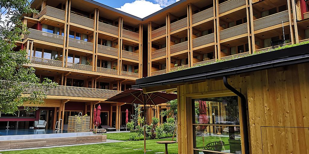 Hotel MalisGarten in Zell am Ziller